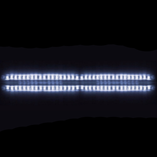 Eglo Lamp Ledstripe Set 2x60cm warmwit 92057 | 9002759920579