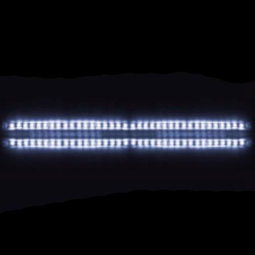 Eglo Lamp Ledstripe Set 2x60cm warmwit 92057   9002759920579