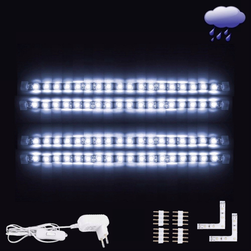 Eglo Lamp Ledstripe Set 4x30cm warmwit 92055 | 9002759920555