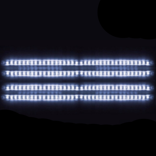 Eglo Lamp Ledstripe Set 4x60cm warmwit 92059 | 9002759920593