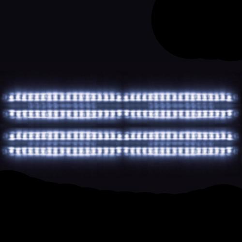 Eglo Lamp Ledstripe Set 4x60cm warmwit 92059   9002759920593