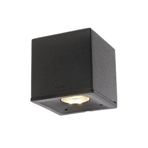 In-lite Downlighter Cubid Dark 12 volt LED 10301006 | 8717051004186