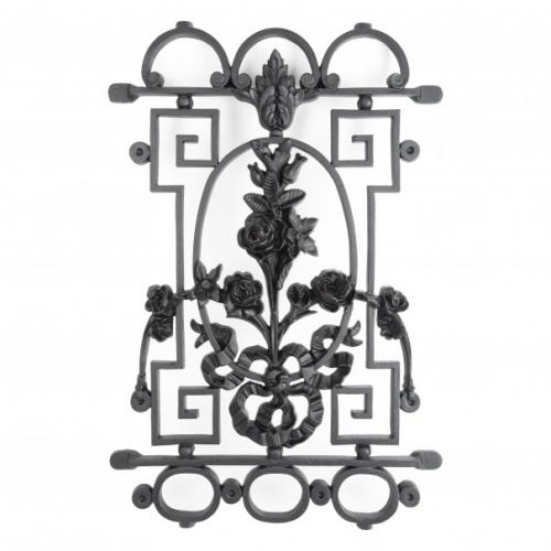 KS Verlichting Deurrooster Roos BarnR 458 5310 | 8714732531009
