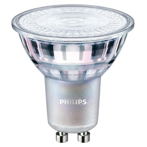 Philips Led lamp Master GU10 – 3,7W – 3000K dimbaar Pr. LED3411   8718696707753