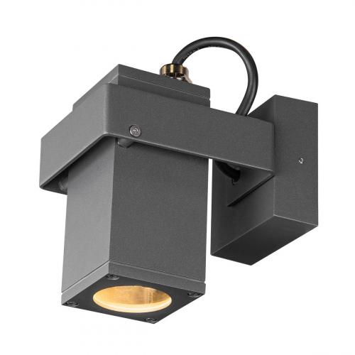 SLV – verlichting Strakke wandspot Theo Bracket 1004653 | 4024163248037