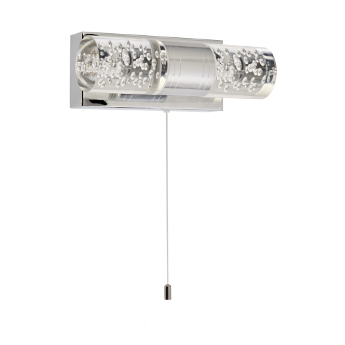 Searchlight Badkamer wandlamp Bubbles 2372-2CC   5053423174150