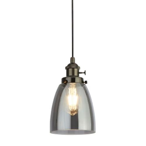 Searchlight Hanglamp PendaxØ 14cm 1921-1BC | 5053423137025