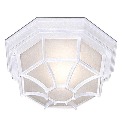 Searchlight Klassieke plafondlamp Outdoor 2942WH | 5013874294043
