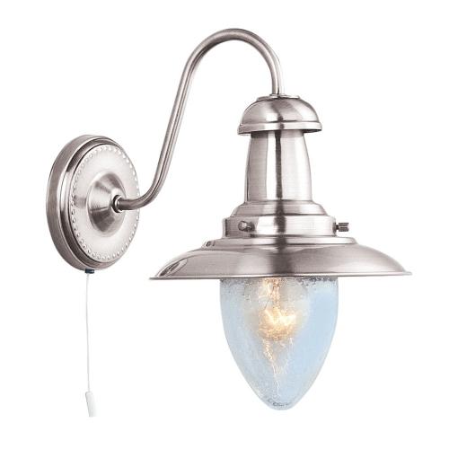 Searchlight Wandlamp Fisherman 5331-1SS   5013874211491