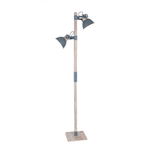 Steinhauer Industriële leeslamp Gearwood 2666GR | 8712746132212