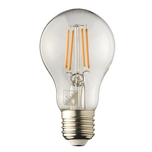 Techno Schemersensor lampenbol E27 – 2100K- 4,2W 4045   8718801523476
