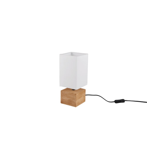 Trio international Landelijke nachtkastlampje Woody R50171030 | 4017807470772
