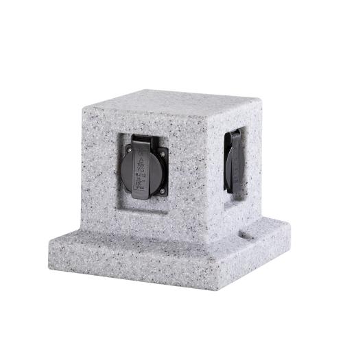 Trio international Stopcontact Garden Socket voor buiten 9963-11 | 4017807305791
