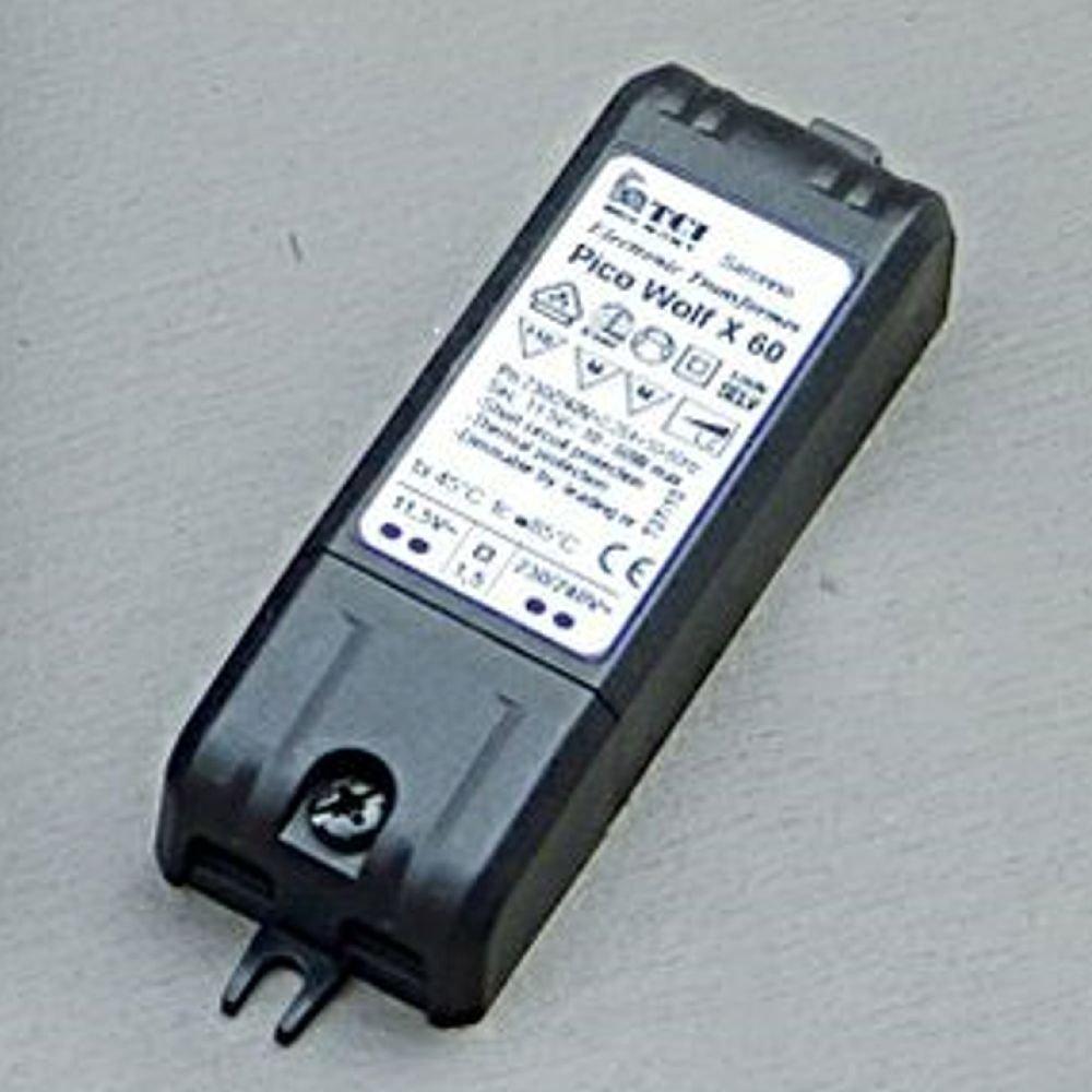 Authentage Transformer 12V – 60W TOETRAP60 | 8716803505643
