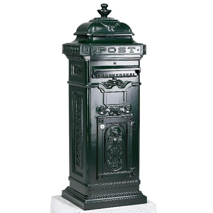 KS Verlichting Postbox B1A Kolombus 1710   8714732171007