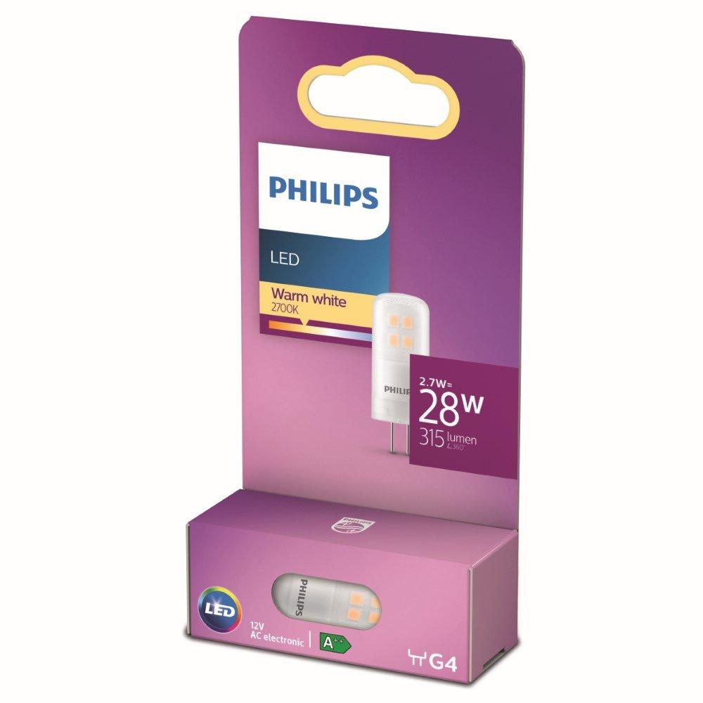 Philips 2,7W – G4 – 2700K – 315 lumen 929002389258 | 8718699767730